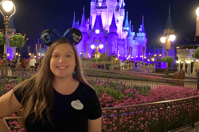 Jessica Digennaro Disney College Program Internship