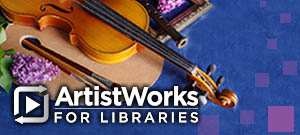 library artist works