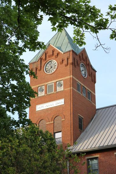 GSC's Iconic Clocktower