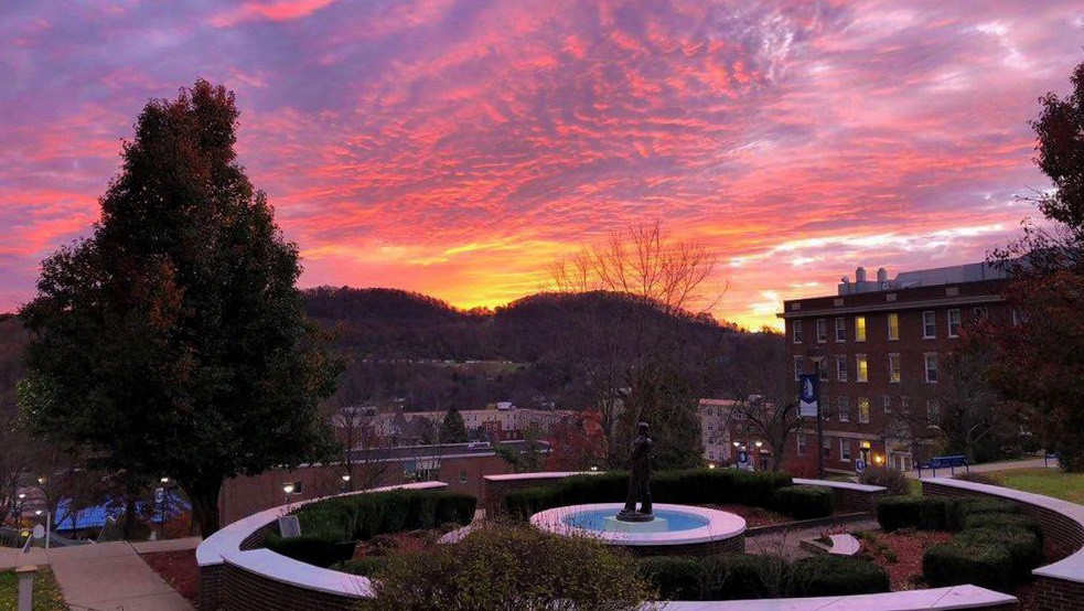 GSC Campus | Photo by Morgan Hardesty