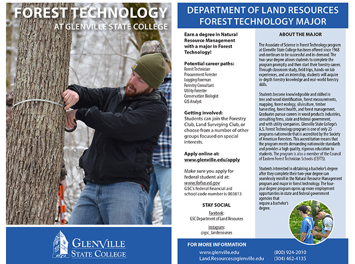 Forest Technology Information Card