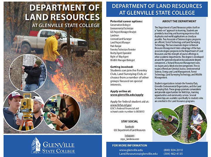 Natural Resource Management Info Card
