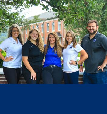 Meet the Admissions Staff