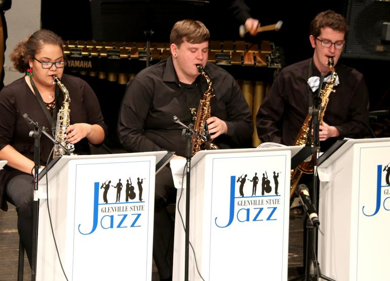 GSC's Spring Jazz Band Concert will be held on Tuesday, May 7