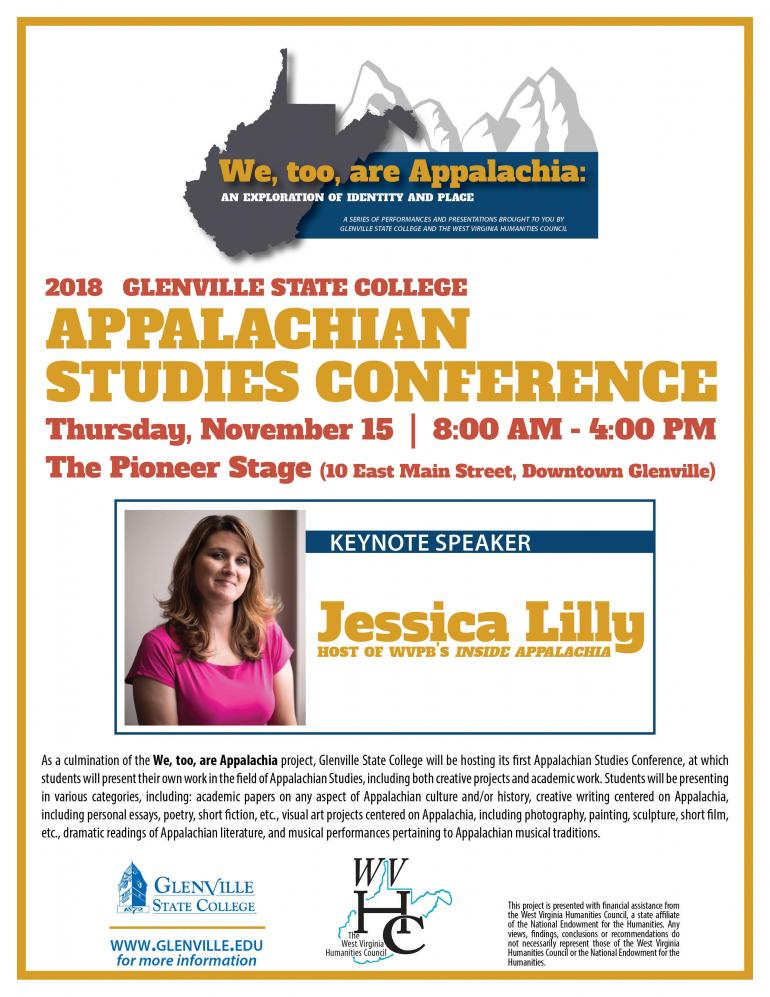 Appalachian Studies Conference Flyer
