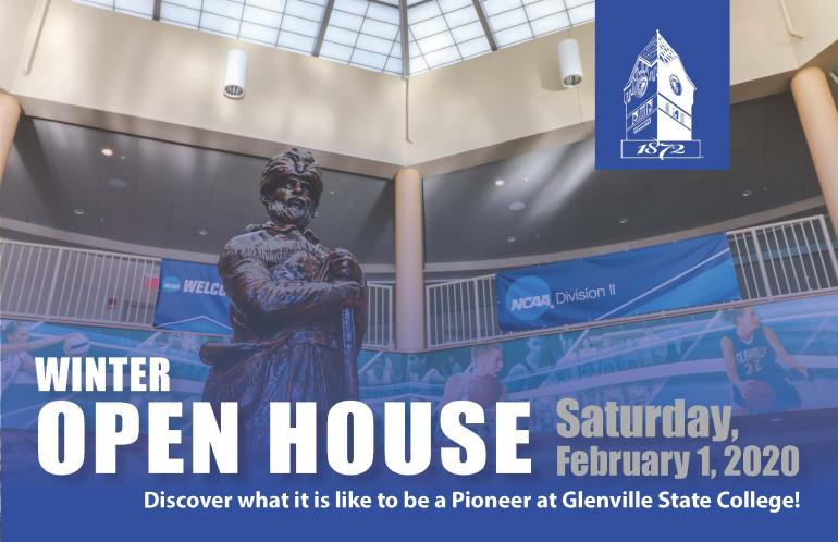 GSC Winter Open House - Saturday, February 2, 2020
