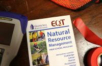 A $15,000 grant from the EQT Foundation will help promote science education within high schools in WV through the GSC Natural Resource Management High School Program