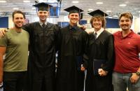 GSC's May Commencement Ceremony will be Saturday, May 18 at the College's Waco Center