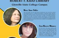 Little Kanawha Reading Series Event Poster