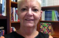 Glenville State College Associate Professor of English Dr. Marjorie Stewart